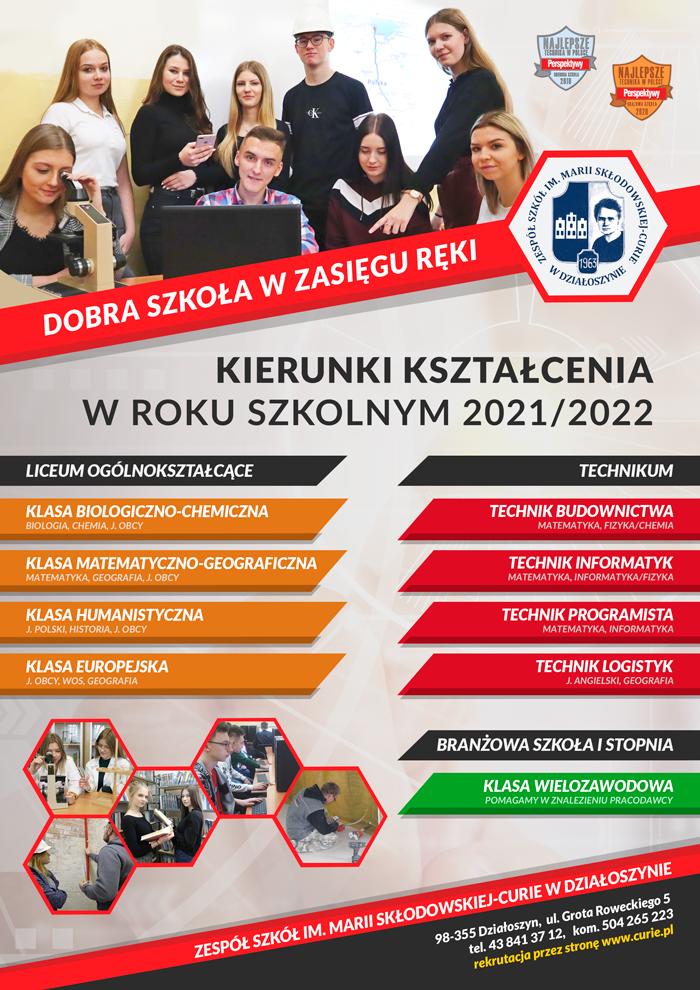 Plakat - Oferta Edukacyjna